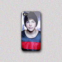 Austine Mahone - Print on Hard Cover for iPhone 4/4s, iPhone 5/5s, iPhone 5c - Choose the option in right side