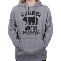 Courageous Pullover Hoodie