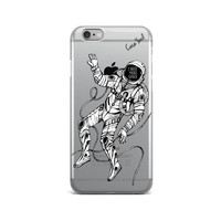 Astronaut clear tpu iphone case,clear iphone 6s case,clear iphone 6 case,clear iphone 5 case,iphone 6s case,clear iphone cases,iphone