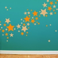 Stardust Wall Decals by michellechristina on Etsy