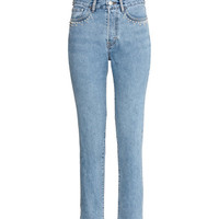 Vintage High Jeans - from H&M