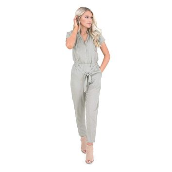 Women's BB Dakota I'm All In Jumpsuit