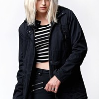 Volcom Stand Up Military Jacket - Womens Jacket