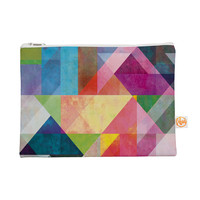 "Mareike Boehmer ""Color Blocking"" Rainbow Abstract Everything Bag"