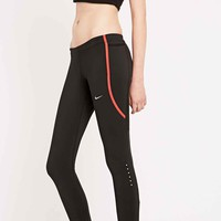 Nike Tech Running Tights in Black - Urban Outfitters