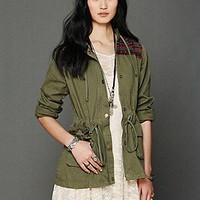 Free People Clothing Boutique > Green Parka
