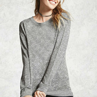 Contemporary Marled Sweater