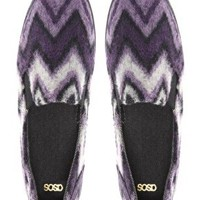 ASOS DOLPHIN Slip On Trainers at asos.com