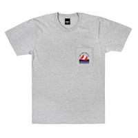 ONLY NY | STORE | Tees | Yacht Club Pocket Tee