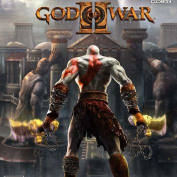 God of War 2 for the Playstation 2