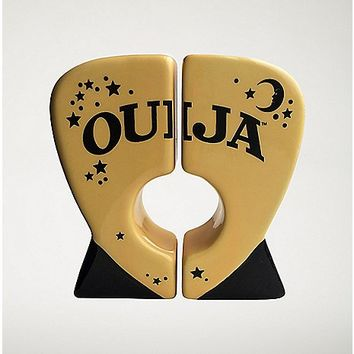 Planchette Ouija Salt and Pepper Shaker Set - Hasbro - Spencer's