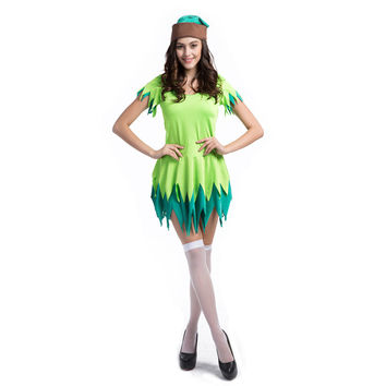 Cosplay Anime Cosplay Apparel Halloween Costume [9220659204]