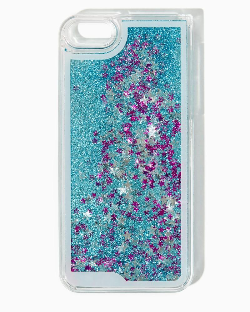 Iphone S Cases Glitter Water
