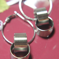Going in Circles Earring