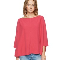 Solid Cashmere Poncho by Juicy Couture