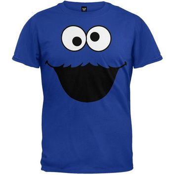 LMFON Sesame Street- Cookie Monster T-Shirt