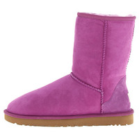 UGG Classic Short Hibiscus Twinface - Zappos.com Free Shipping BOTH Ways