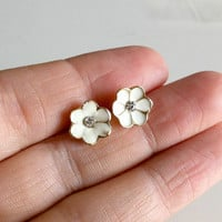 Tiny Blossom Earrings
