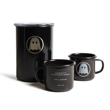 Canister and Mug Bundle