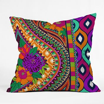 Aimee St Hill Ayanna Throw Pillow