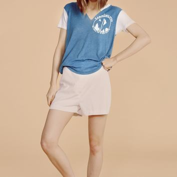 Camp Wildfox Woody Tee