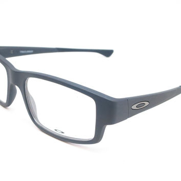 Oakley Traildrop OX8104-01 Satin Black Eyeglasses