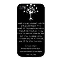 lord of the rings sams song iPhone 4 4s 5 5s 5c 6 6s plus cases