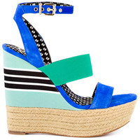 Jessica Simpson - Cosset - Barbados Blue Summer