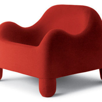 Gomma Lounge Chair by BBB