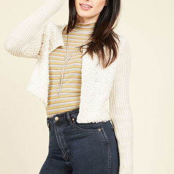 Chic's Got It Covered Cardigan | Mod Retro Vintage Sweaters | ModCloth.com
