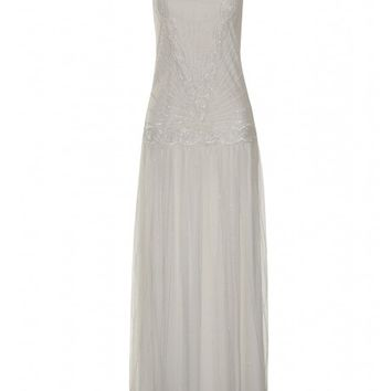 Zelda Maxi Dress Cream
