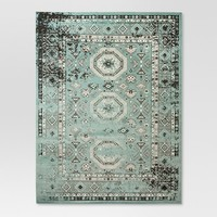 Ryan Overdyed Woven Rug - Threshold™