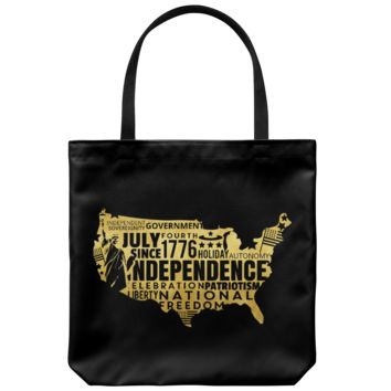 The Fourth of July - Tote Bag