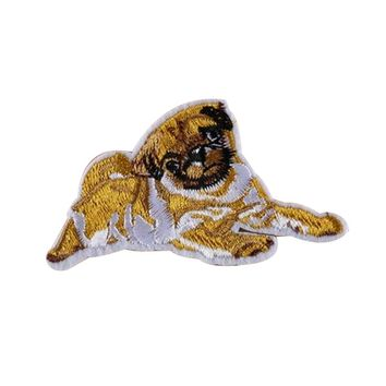 Dog pug patches for clothes