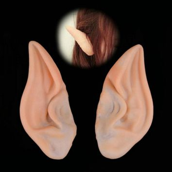 Latex Fairy  Elf Ears accessory