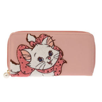 Marie Long Wallet SAGARA CAT DAY 2018 Disney Store Japan The Aristocats