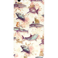 Sharks and Kittens Phone Case