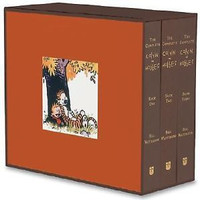 Officially Licensed The Complete Calvin and Hobbes by Bill Watterson (2005, Hardcover)