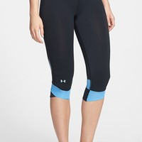 Under Armour 'Fly By' Compression Capris
