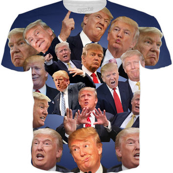 Donald Trump Paparazzi Shirt