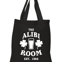 "Shameless TV Show ""The Alibi Room"" 100% Cotton Tote Bag"
