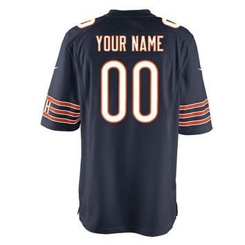 Bugats Custom Football Jerseys Any Player Name & Number Birthday Gift Personalized Cheap Jersey