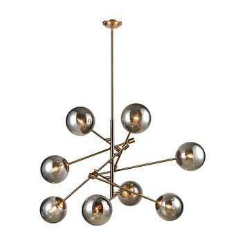 Accelerated Returns Chandelier