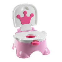 Fisher-Price Princess Potty Stepstool