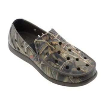 Academy - Crocs™ Men's Duet Santa Cruz Realtree Camo Loafers
