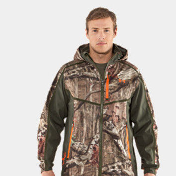 Men's Ridge Reaper Shell Camo Hunting Jacket | 1220583 | Under Armour US