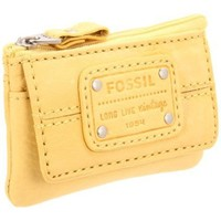 Fossil Mercer Zip Coin Wallet - designer shoes, handbags, jewelry, watches, and fashion accessories | endless.com