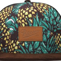 Pineapples Trucker - Black
