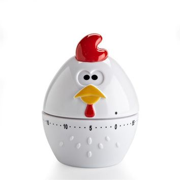 Doodle Doo 60 Minute Mechanical Kitchen / Egg Timer