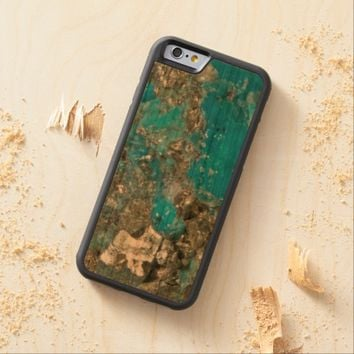 Natural Luxury Gemstone Turquoise Jewellery Carved® Cherry iPhone 6 Bumper Case